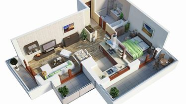 Apartamenty Syrena