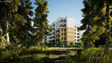 Zielony Las - budynek 1