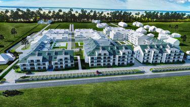 Apartamenty 100 m do plaży - etap IV