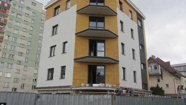 Apartamenty Wysoka