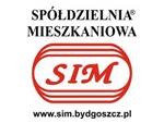 Spółdzielnia Mieszkaniowa SIM logo