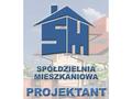 Spółdzielnia Mieszkaniowa Projektant logo