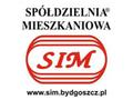 Logo dewelopera: Spółdzielnia Mieszkaniowa SIM