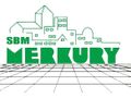 Spółdzielnia Budowlano Mieszkaniowa  MERKURY logo