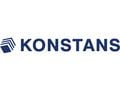 """P.H.U.""""KONSTANS""""- K. Król logo"""