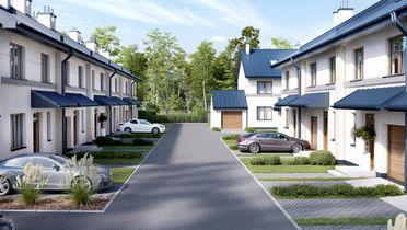 Zielona Dąbrowa 2 domy