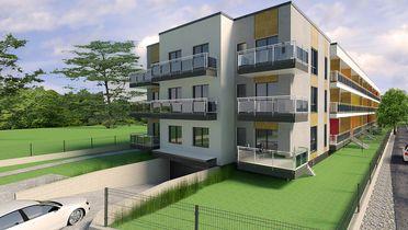 Mirabelki Apartamentowiec