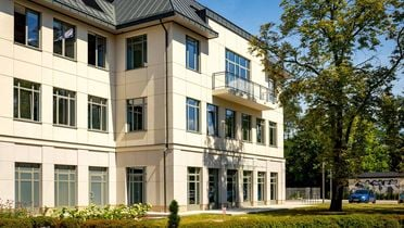 Club House - Ogrody Hallera