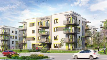 Osiedle Cytrusowe - budynek A5 i B6