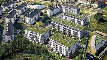Apartamenty Duńska etap II