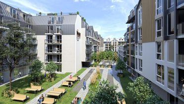 Nadolnik Compact Apartments etap II
