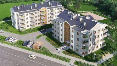 Sosnowy Park etap II