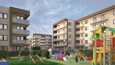Mieszkania przy ul. Agatowej