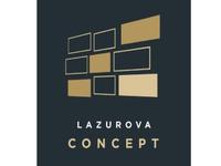Lazurova Concept logo