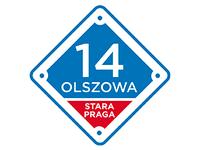 Olszowa 14 logo