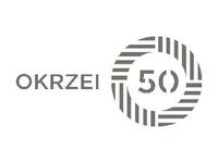 Okrzei 50 logo