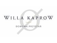 Willa Kaprów logo