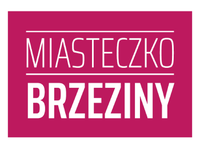 Miasteczko Brzeziny logo