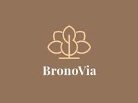 BronoVia logo