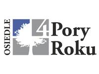 Osiedle 4 Pory Roku Zima logo