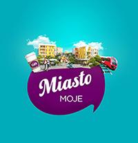 Miasto Moje logo