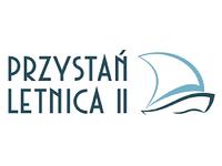 Przystań Letnica - etap II logo