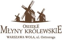 Młyny Królewskie logo